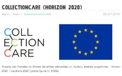 CollectionCare (Horizon 2020)
