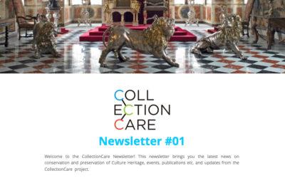 Newsletter #01