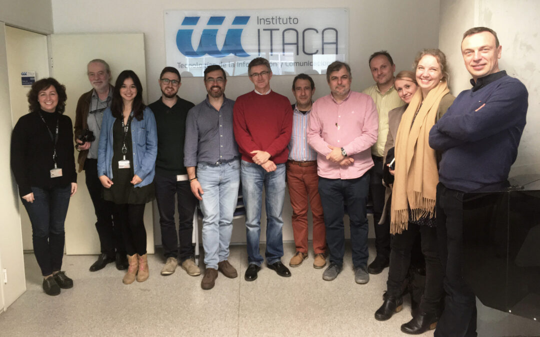 WP2 Technical Meeting in Valencia
