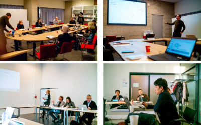 CollectionCare partners met in Eindhoven to discuss about Degradation Models